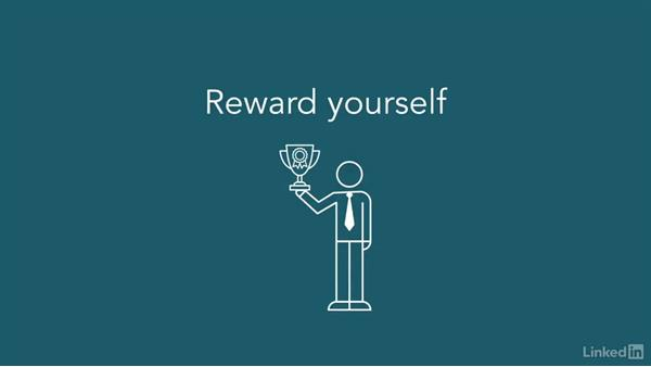 Reward yourself: Sales Prospecting