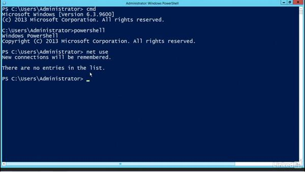 Command-line file utilities: Windows Server 2012 R2: Configure File and Storage Solutions