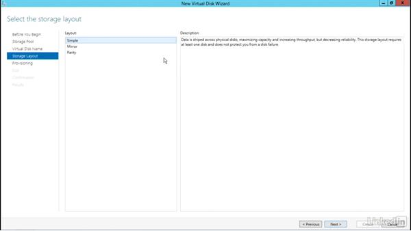 Implement thin provisioning: Windows Server 2012 R2: Configure File and Storage Solutions