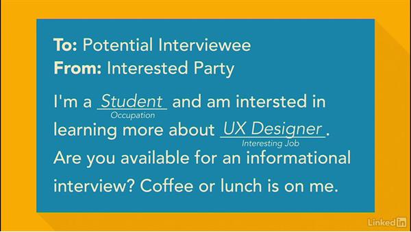 The informational interview: Web Career Clinic