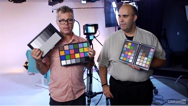Color and calibration tools: Multi-Camera Video Production and Post