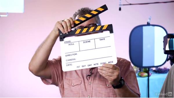 Syncing cameras visually: Multi-Camera Video Production and Post