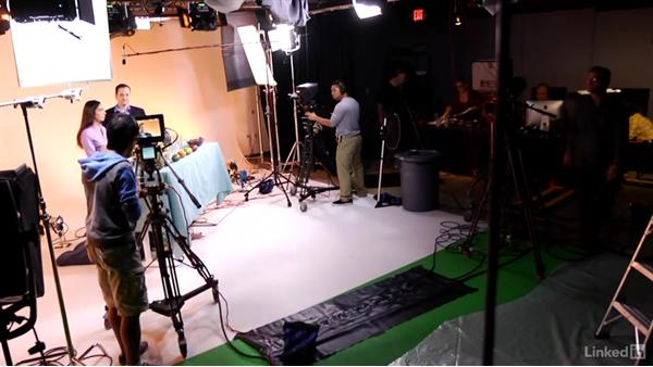 Managing a shoot with minimal crew: Multi-Camera Video Production and Post