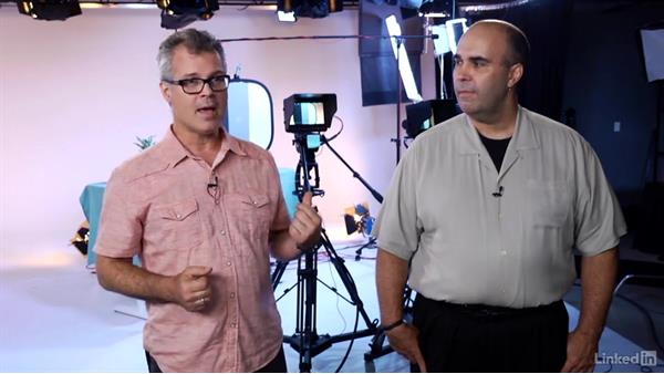 Transitioning to post: Multi-Camera Video Production and Post