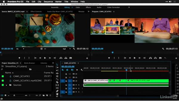 Customizing multicamera keyboard shortcuts: Multi-Camera Video Production and Post