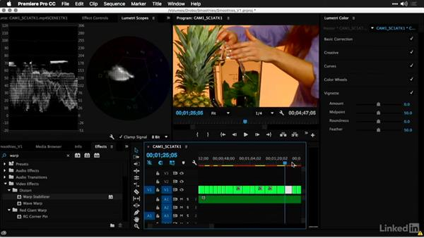 Color matching angles: Multi-Camera Video Production and Post