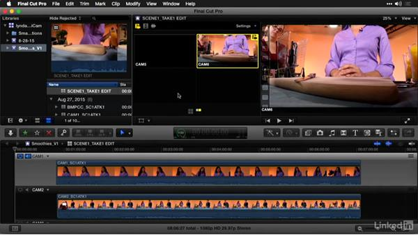 Exploring the Angle Viewer: Multi-Camera Video Production and Post