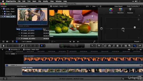 Refining the edit: Multi-Camera Video Production and Post