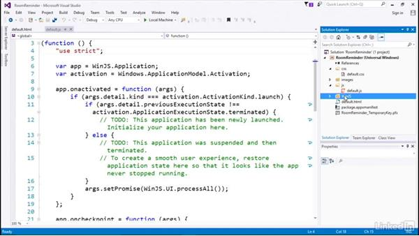 What is WinJS?: Developing Universal Windows Apps