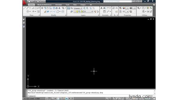 Choosing whether to attach or overlay: AutoCAD 2009: Mastering References