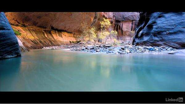 Shooting panoramas with a wide-angle lens: Landscape Photography with Wide-Angle Lenses