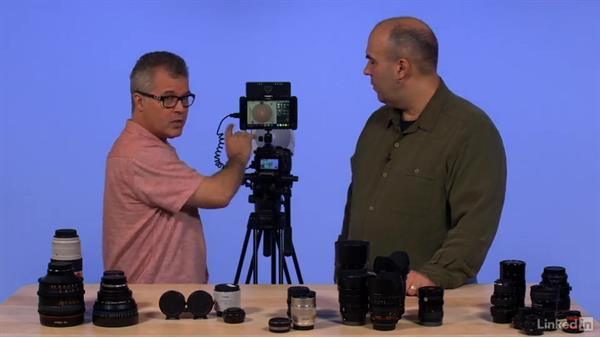 Resolution requirements for 4K lenses: Mirrorless 4K Cameras for Video Production