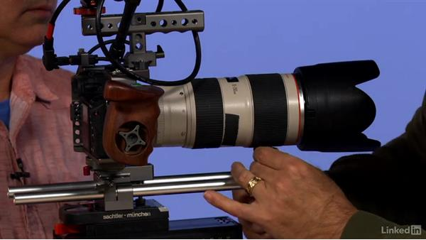 Supporting the lens: Mirrorless 4K Cameras for Video Production