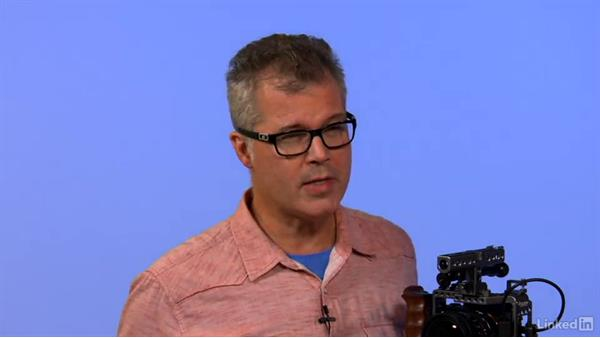 Attaching a follow focus: Mirrorless 4K Cameras for Video Production