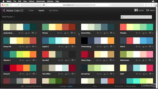 Welcome: Adobe Color Essential Training