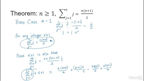 Prove with mathematical induction: Foundations of Programming: Discrete Mathematics