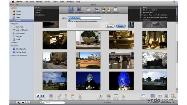 : iLife '09 New Features
