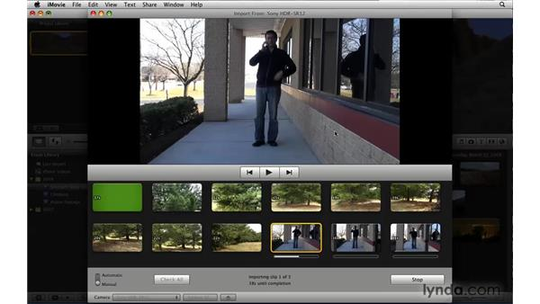 Reviewing video stabilization: iLife '09 New Features