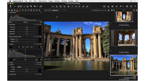 What is Capture One Pro?: Capture One Pro 9 Essential Training