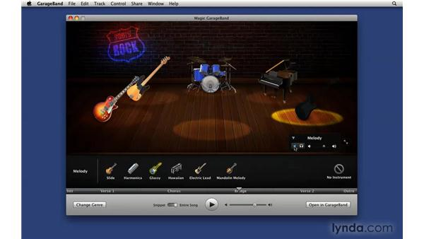 Learning with the new Magic GarageBand: iLife '09 New Features