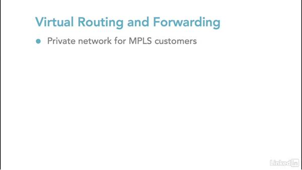 MPLS and VPLS: Foundations of Networking: Network Media (WANs)