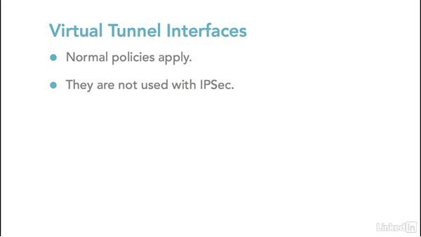 Tunnels and VPN: Foundations of Networking: Network Media (WANs)
