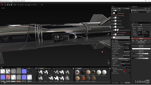Review Substance Painter masking tools