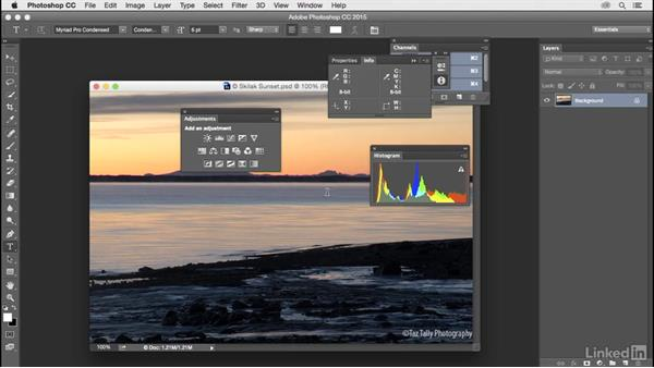 Create and set up workspaces: Customize Photoshop: A Practical Approach