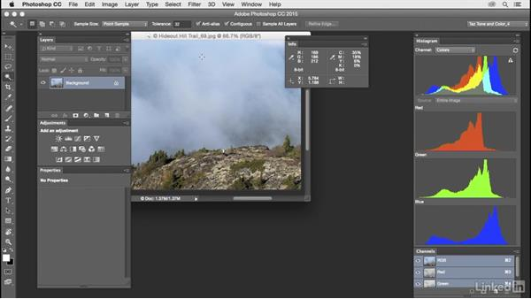 Customize views in Photoshop: Customize Photoshop: A Practical Approach