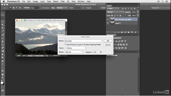 Customize Layers, Adjustments, and Properties panels: Customize Photoshop: A Practical Approach