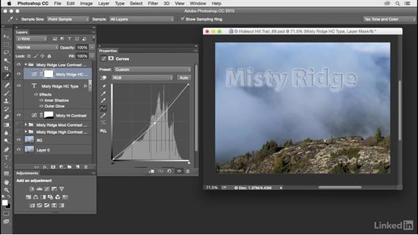 Utilize multiple layer groups or layer comps: Customize Photoshop: A Practical Approach