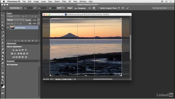 Customize tool options and presets: Customize Photoshop: A Practical Approach