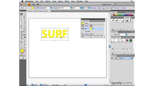 Using the Convert to Shape effects: Illustrator CS4 Beyond the Basics
