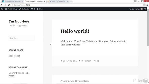 Initial setup: Moving WordPress with WP Migrate DB and DB Pro