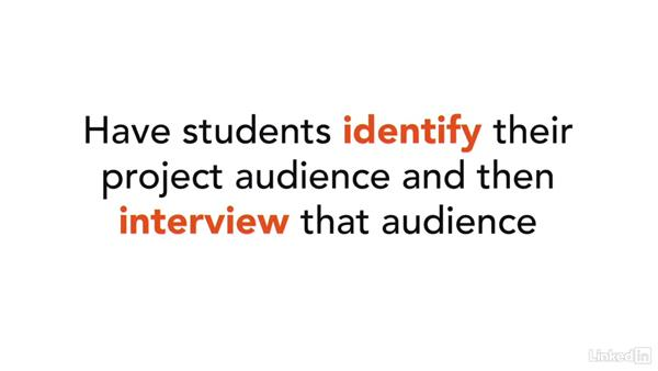 Audience-centered learning: Teaching Future-Ready Students