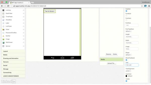 Design an app with Android App Inventor: Teaching Future-Ready Students