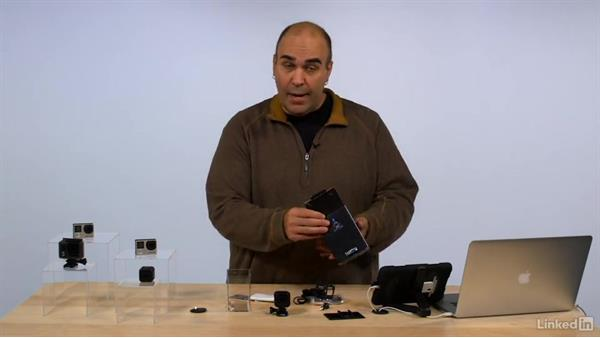 Unboxing a GoPro camera: GoPro HERO and Session Fundamentals