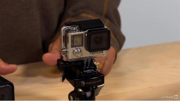 Powering up the camera: GoPro HERO and Session Fundamentals