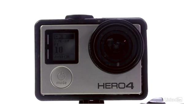 Understanding the LCD status screen on a GoPro HERO: GoPro HERO and Session Fundamentals