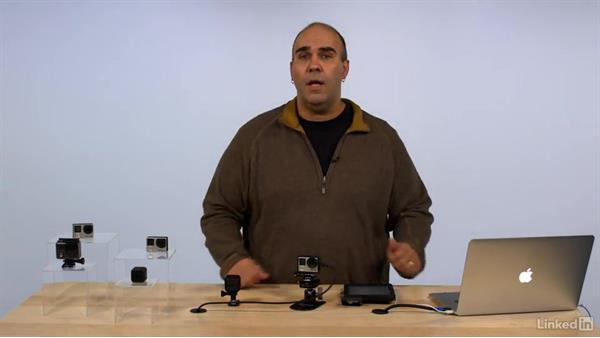 Accessing the Setup menu: GoPro HERO and Session Fundamentals