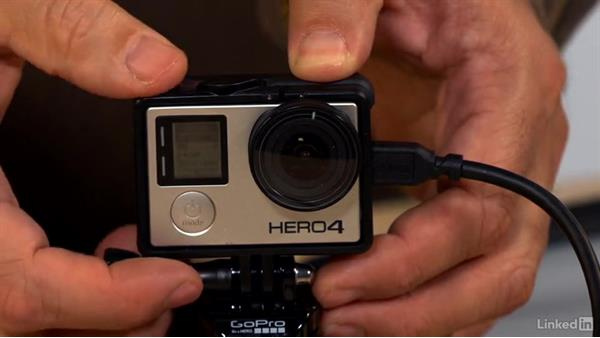 Setting the Default mode at power-up: GoPro HERO and Session Fundamentals