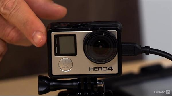 Setting the Quick Capture mode: GoPro HERO and Session Fundamentals
