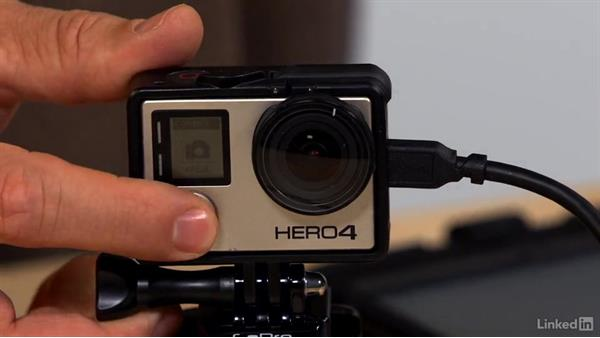 Choosing a NTSC or PAL recording standard: GoPro HERO and Session Fundamentals