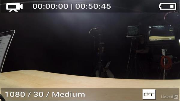Adjusting onscreen display: GoPro HERO and Session Fundamentals