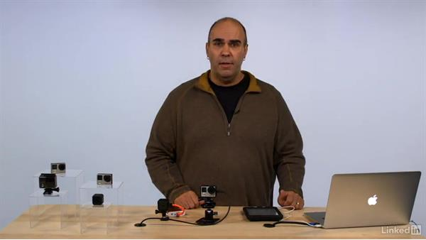 Setting the month, day, year, and time: GoPro HERO and Session Fundamentals