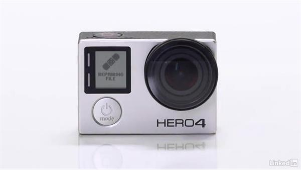 What if the file repair icon appears: GoPro HERO and Session Fundamentals