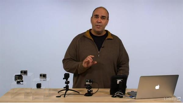 Using the spot meter: GoPro HERO and Session Fundamentals