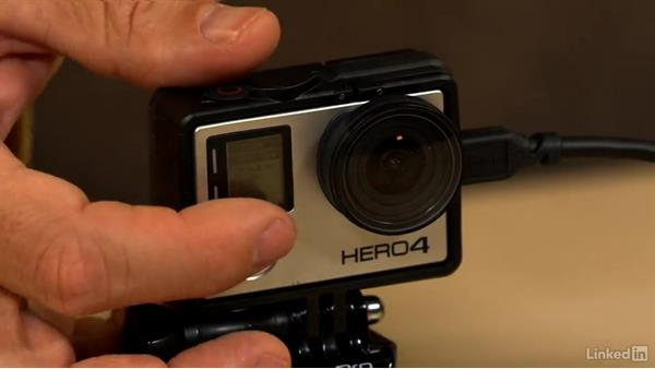 Recording a movie or an image sequence on a GoPro: GoPro HERO and Session Fundamentals