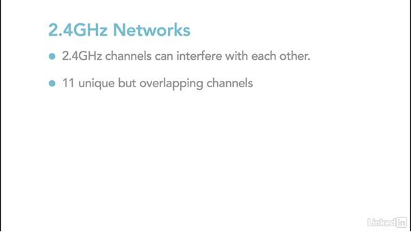 2.4GHz Wi-Fi design: Mobile Device Management with Meraki: Managing iPads