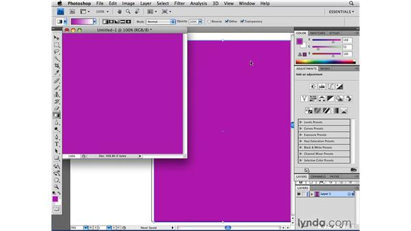 """Understanding """"book color"""" and proofing spot colors: Illustrator CS4 Beyond the Basics"""